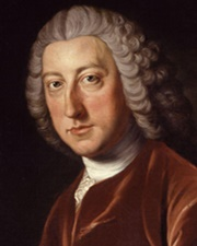 British Prime Minister (The Great Commoner) William Pitt the Elder