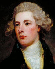 British Prime Minister William Pitt the Younger