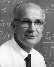 Physicist William Shockley