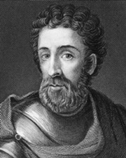 Scottish nobleman William Wallace