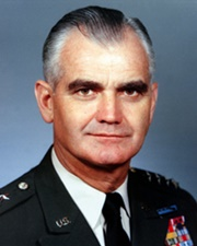 US General William Westmoreland
