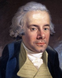 Abolitionist William Wilberforce