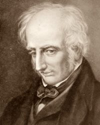 Poet William Wordsworth