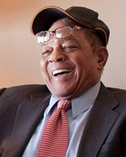 MLB Legend Willie Mays