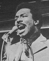 R&B and Soul Singer Songwriter Wilson Pickett