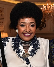 Anti-Apartheid Activist and Politician Winnie Mandela