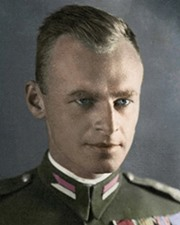 Polish Resistance Fighter Witold Pilecki