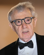 Actor, Screenwriter and Director Woody Allen