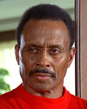 Actor and Sportsman Woody Strode