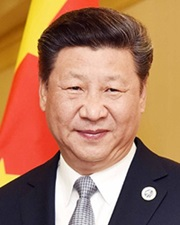 Paramount Leader of China Xi Jinping