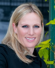 Daughter of Princess Anne Zara Phillips