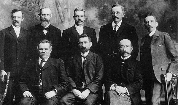 Australia's first Labor ministry, the first in the world