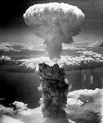 Nuclear Bombing of Nagasaki