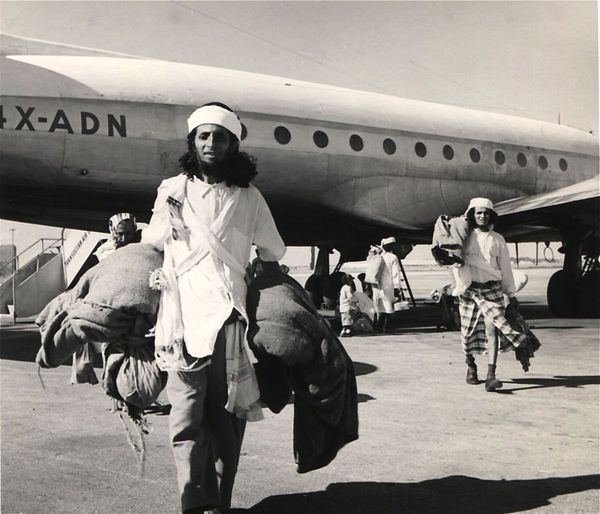 Jews arrive in Israel after being evacuated from their home countries