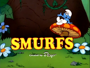 The Smurfs TV Debut