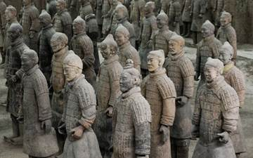 Terracotta Army Discovered