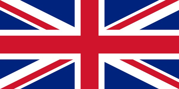The Union Jack, national flag of the United Kingdom